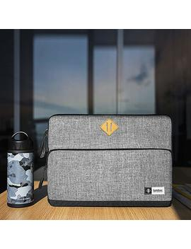 """Tomtoc Laptop Sleeve Case Compatible With 15 Inch Mac Book Pro Touch Bar Late 2016 2018 (A1990 & A1707) 