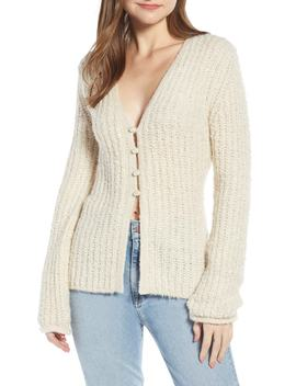 Bouclé Cardigan by Something Navy