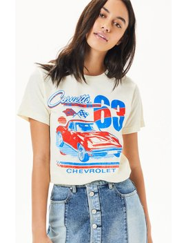 Corvette T Shirt by Pacsun