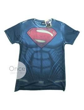 Official Men's Batman Vs Superman Supersuit Superhero Costume T Shirt by Dc Comics