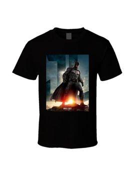 The Batman Justice League Superhero Movie T Shirt by Alstyle Apparel