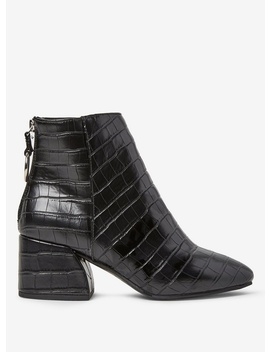 Black 'adore' Boots by Dorothy Perkins