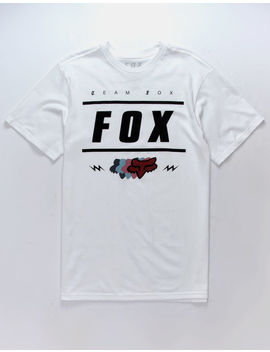 Fox Team 74 Mens T Shirt by Fox