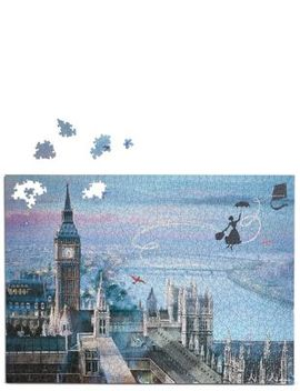 Mary Poppins 1000 Piece Jigsaw Puzle by Marks & Spencer