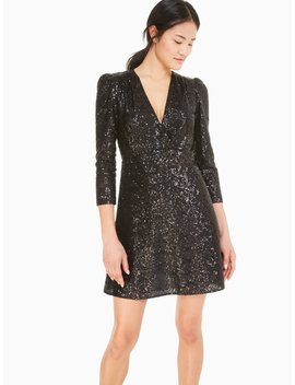 Sequin Dress by Kate Spade