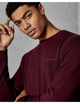 Long Sleeved Sweatshirt by Ted Baker