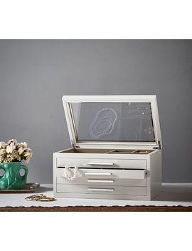 Stella Large Jewelry Box by Pottery Barn