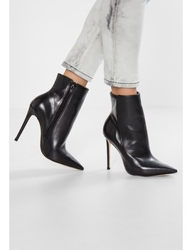 Spectacular   High Heeled Ankle Boots by Carvela