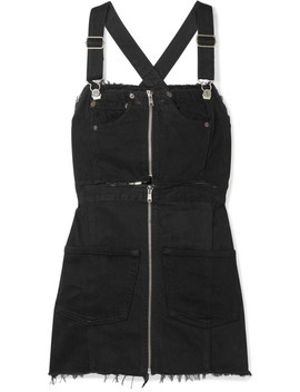 Denim Mini Dress by Re/Done
