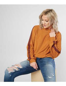 Reverse French Terry Top by Willow & Root