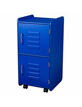 Kid Kraft Medium Locker   Blue by Kid Kraft