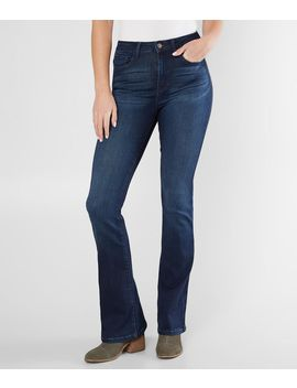 Kurvy Ultra High Rise Flare Jean by Kan Can Signature