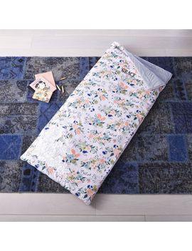 Floral Sleeping Bag by Crate&Barrel