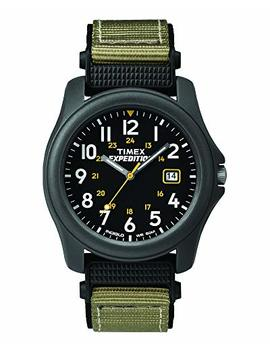 Timex Men's T42571 Expedition Camper Green Nylon Strap Watch by Timex
