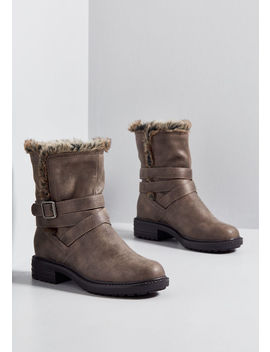 Cozy Rotation Boot by Modcloth