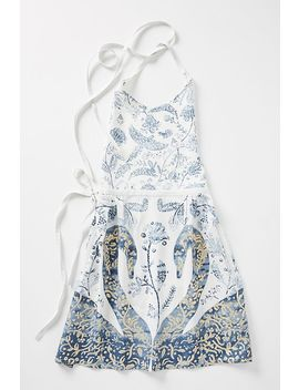 Louisa Apron by Anthropologie