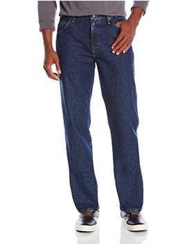 Wrangler Authentics Men's Classic 5 Pocket Regular Fit Jean by Wrangler