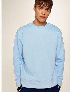Light Blue Sweatshirt by Topman