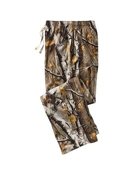 Legendary Whitetails Men's Big Game Camo Cotton Lounge Pants by Legendary Whitetails