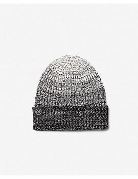 Ombre Turnback Beanie by Express