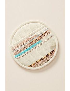 Jess Feury Textured Stripe Apron by Jess Feury