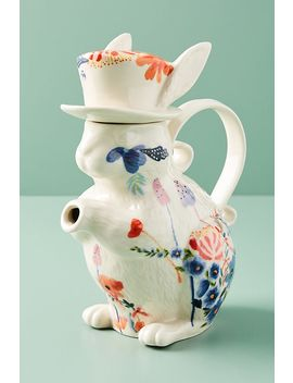 Corinne Tea Pot by Anthropologie