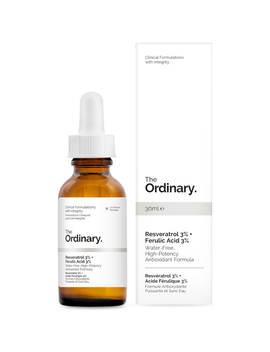 The Ordinary Resveratrol Serum 3 Percents + Ferulic Acid 3 Percents by The Ordinary