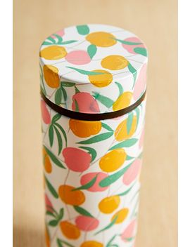 Fruit Print Water Bottle by Urban Outfitters
