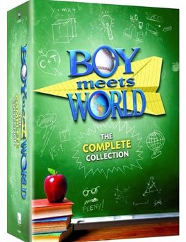 Boy Meets World The Complete Dvd Series Collection 1 7   Season 1 2 3 4 5 6 7 @ by Ebay Seller