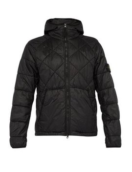 Quilted Jacket by Stone Island