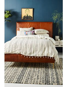 Woven Antibes Duvet Cover by Anthropologie