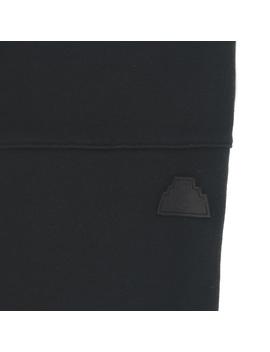 White Line Jogger Pants Black by Cav Empt
