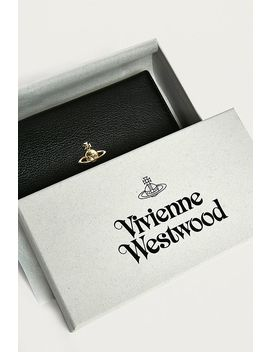 Vivienne Westwood Balmoral Black Leather Wallet by Vivienne Westwood