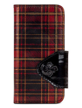 Alessandria Printed Leather I Phone 8 Case by Patricia Nash