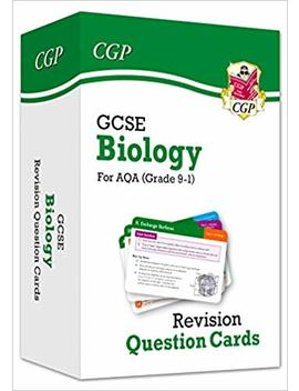 New 9 1 Gcse Biology Aqa Revision Question Cards (Cgp Gcse Biology 9 1 Revision) by Cgp Books