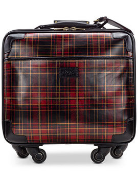 Tartan Plaid Velino Duffel by Patricia Nash