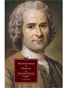 The Social Contract & Discourses by Jean Jacques Rousseau