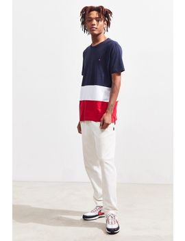 Tommy Hilfiger Colorblock Tee by Tommy Hilfiger