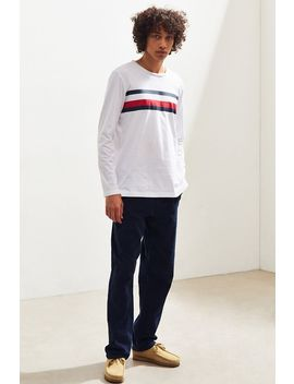 Tommy Hilfiger Colorblock Long Sleeve Tee by Tommy Hilfiger