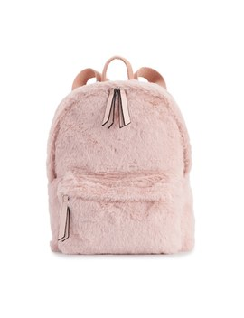 Madden Nyc Faux Fur Mini Backpack by Kohl's