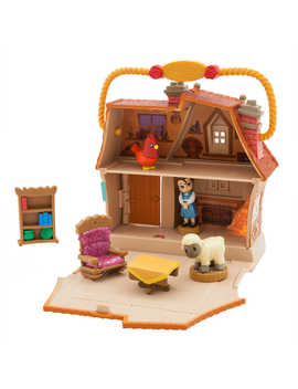 Disney Animators' Little Collection Belle Surprise Feature Playset by Disney