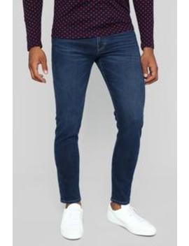 Steer The Game Slim Jeans   Medium Wash by Fashion Nova