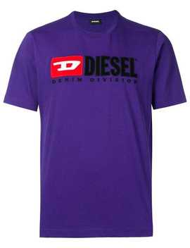 T Just Division T Shirt by Diesel