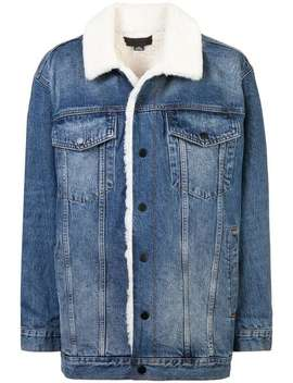 Rift Denim Jacket by Alexander Wang