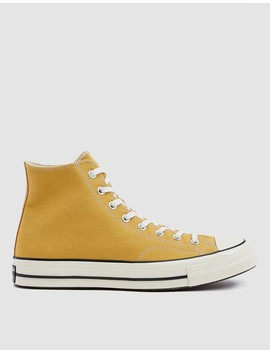 Chuck Taylor '70 Hi Sneaker In Sunflower by Converse