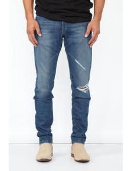 Eddie Slim Jeans   Blue by Fashion Nova