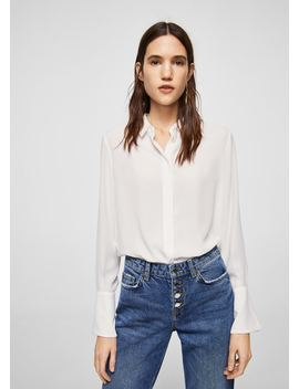 Basic Shirt by Mango