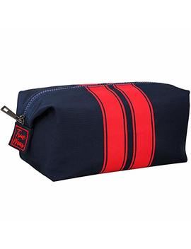 Chapter: American Muscle Car Design. Modern Toiletry Dopp Shaving Bag For Men's Travel And Beyond by True Wear