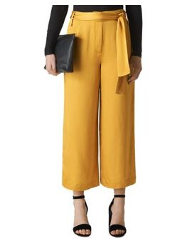 Belted Wide Leg Pants by Whistles