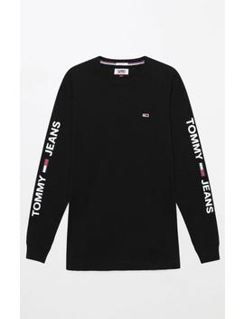 Tommy Jeans Essential Logo T Shirt by Pacsun